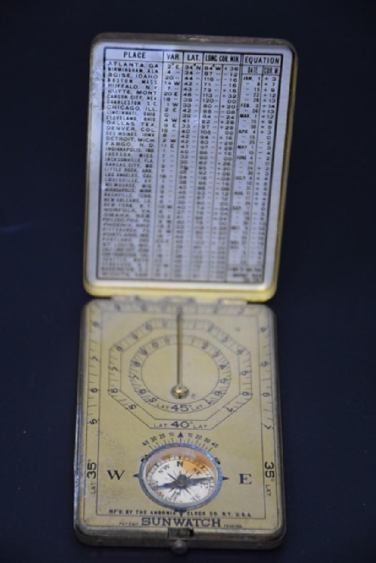 Sunwatch Ansonia Clock Co.