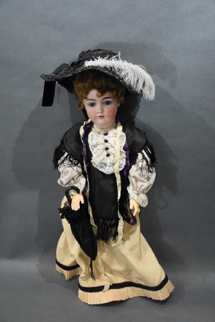Vintage German Kestner 162 Bisque doll