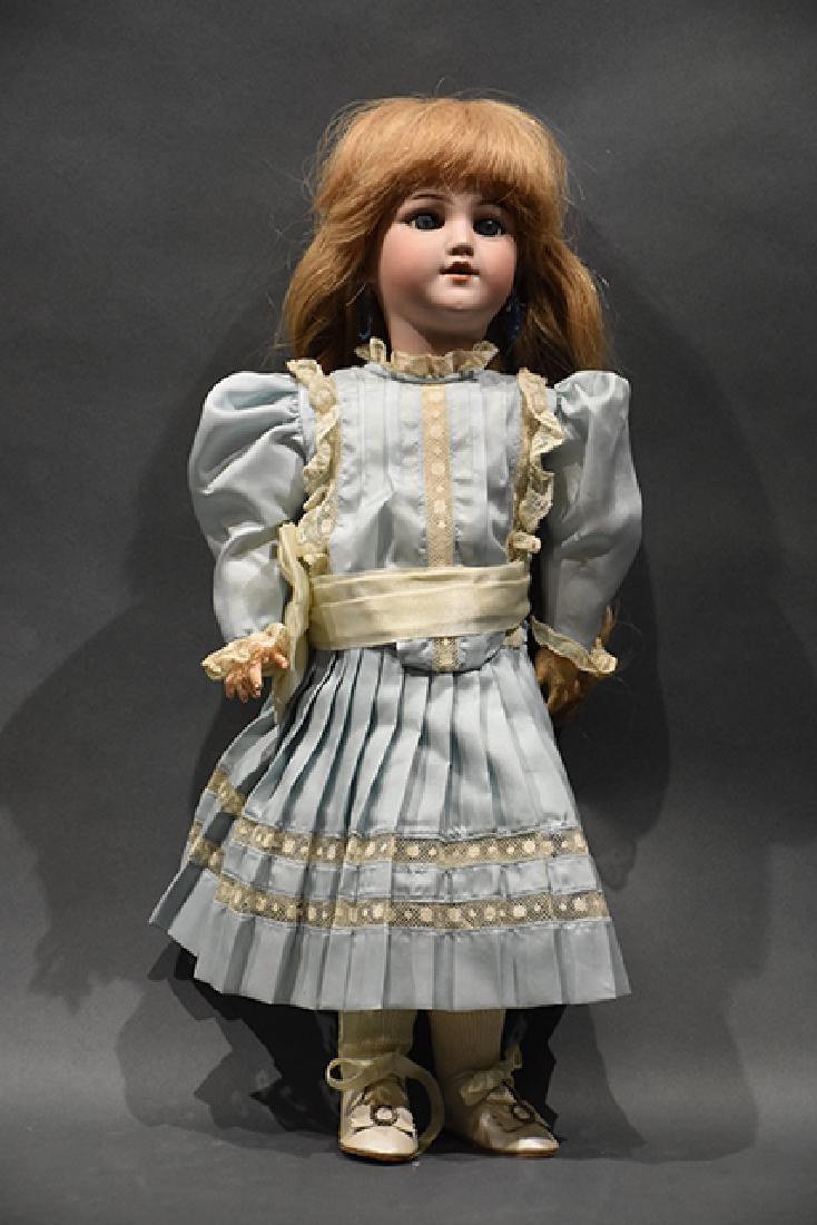 Simon and Halbig German bisque doll Santa 7