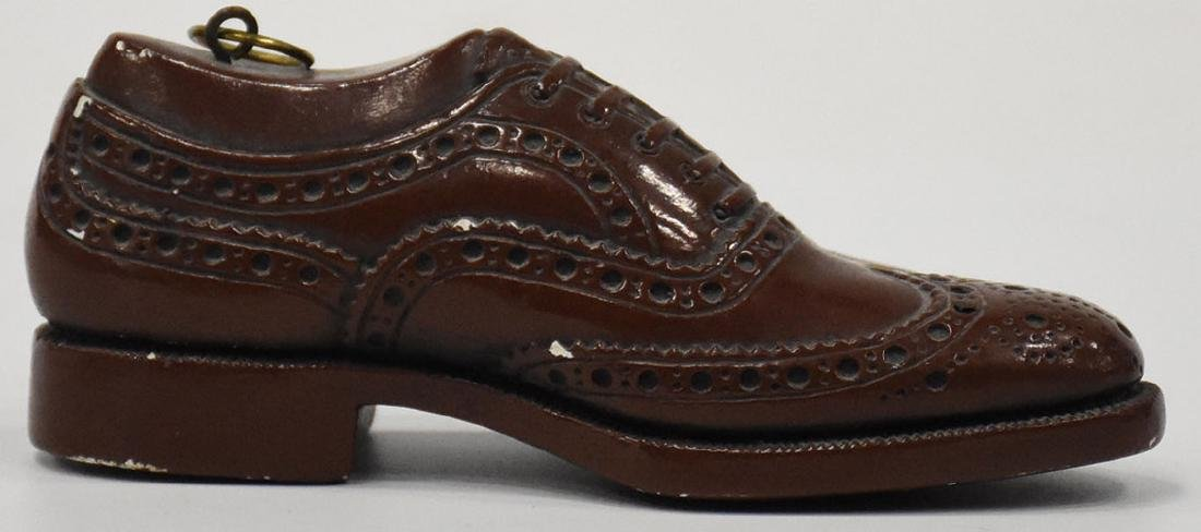 "the Florsheim shoe advertising 5"" shoe"