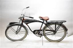 original schwinn black phantom bicycle