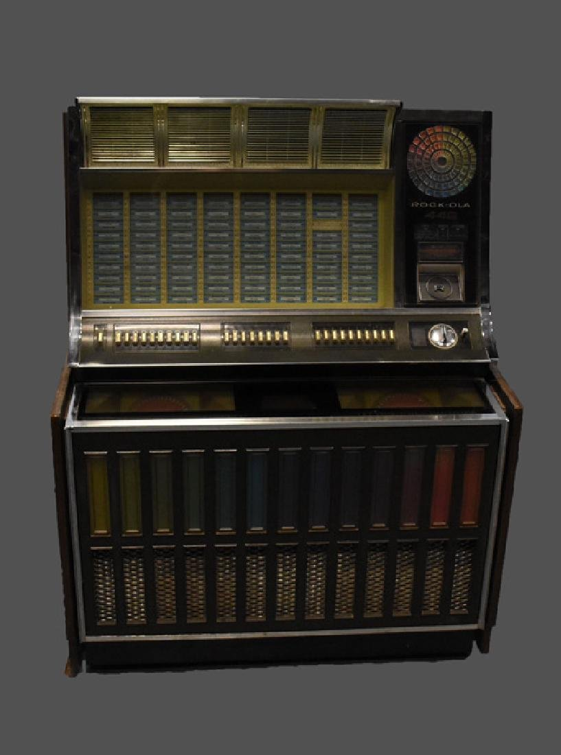 Rock-Ola 442 juke box