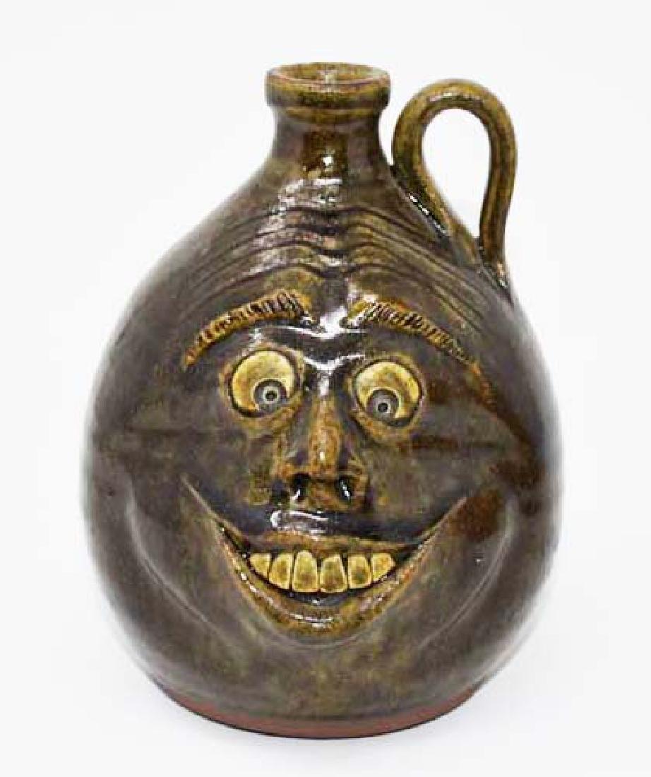 Grotesque jug