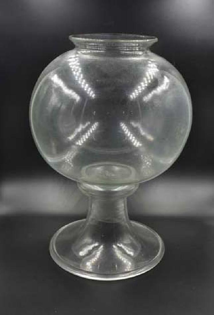 Pittsburgh glass fishbowl