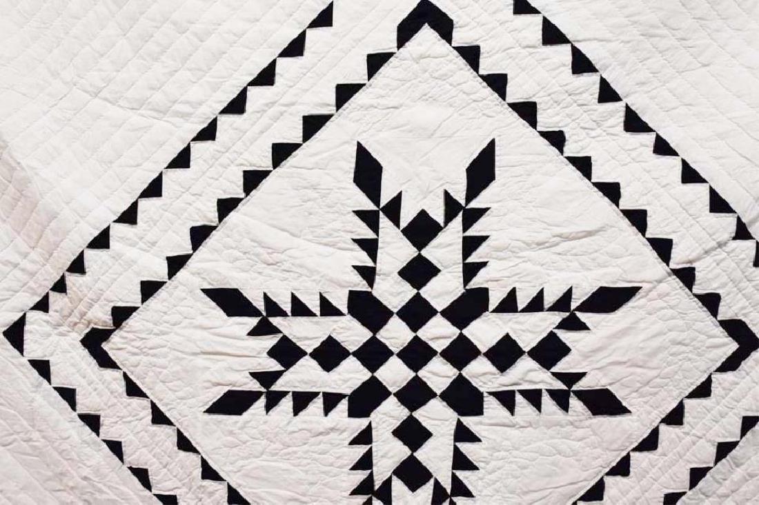 Handstitched Amish quilt - 2