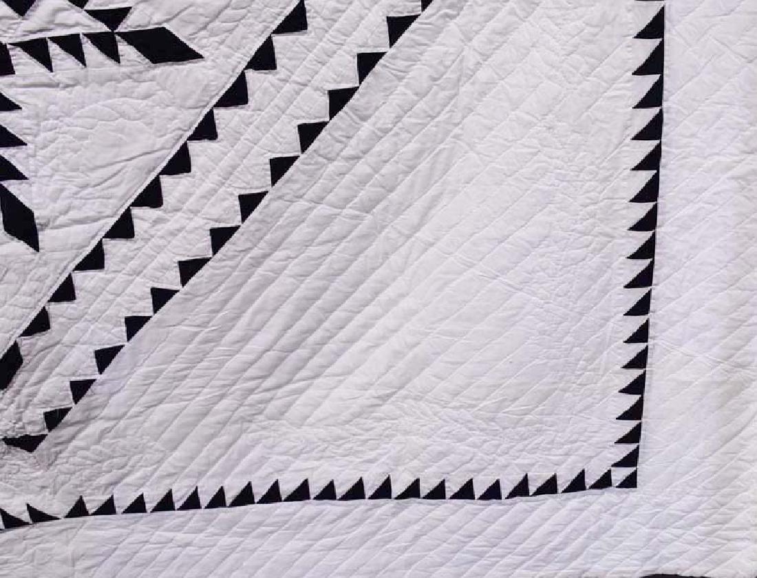 Handstitched Amish quilt - 3