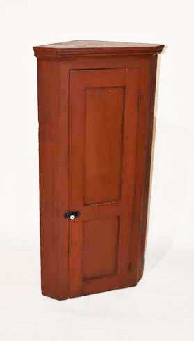 Blind door corner cupboard - 2
