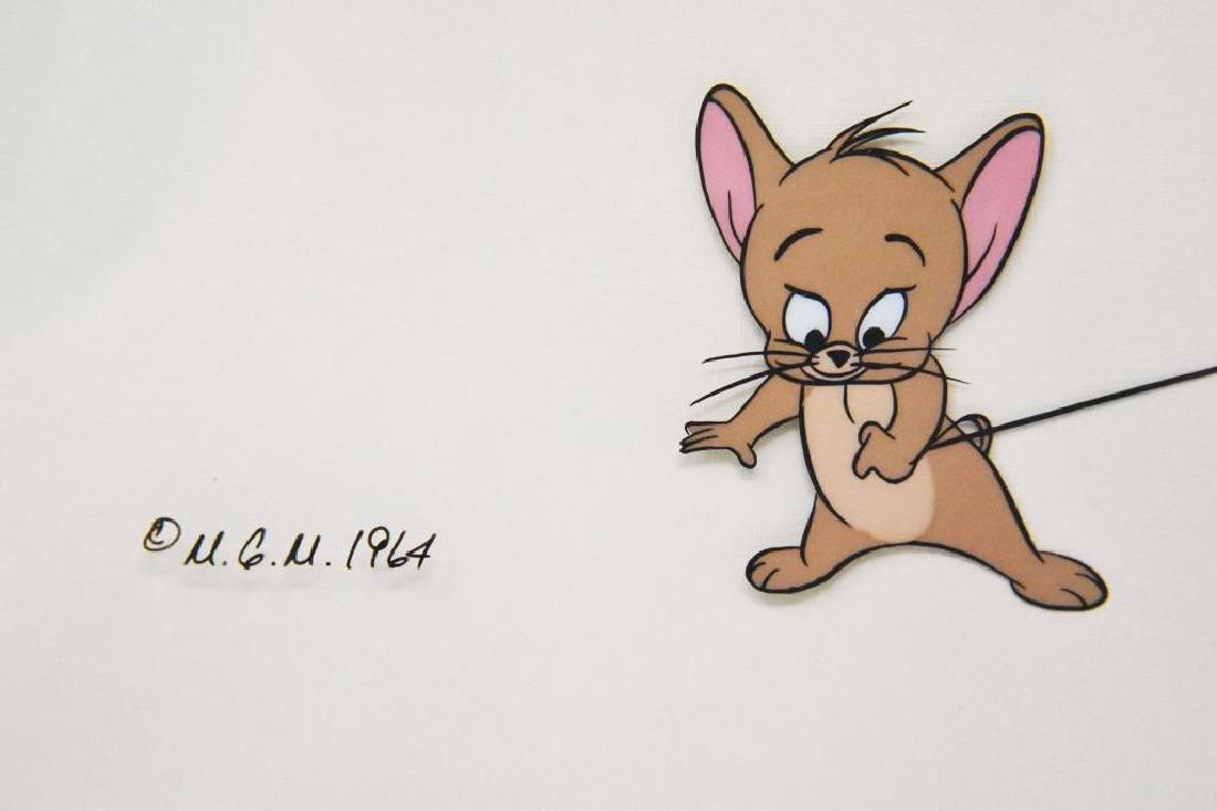 original hand inked production animation Cel - 2