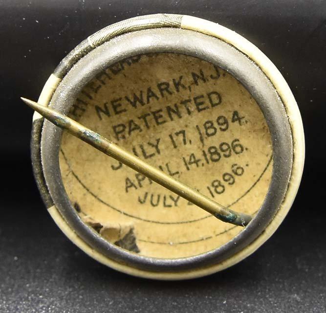 30 vintage political pins john bell etc - 11