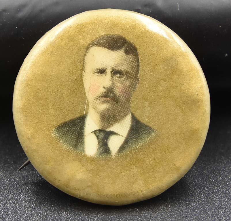 30 vintage political pins john bell etc - 2