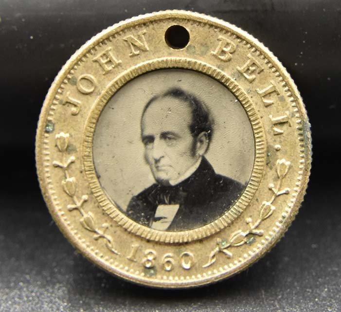 30 vintage political pins john bell etc - 7