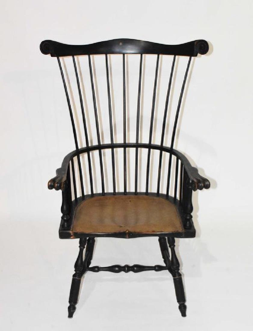 Windsor comeback arm chair