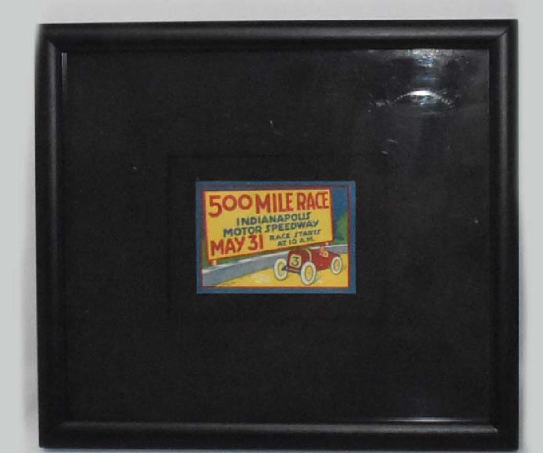 3 framed items - 2