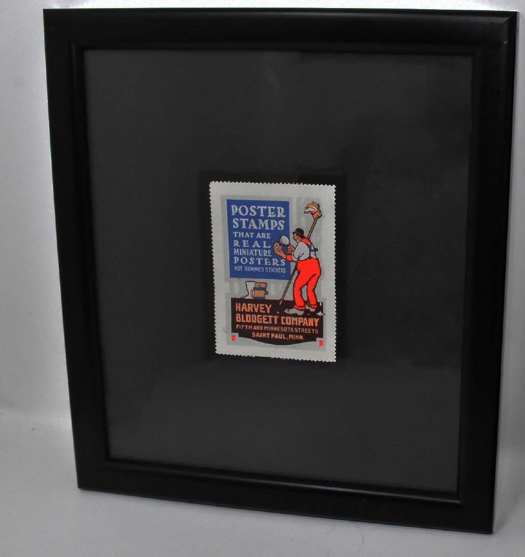 3 framed items - 4