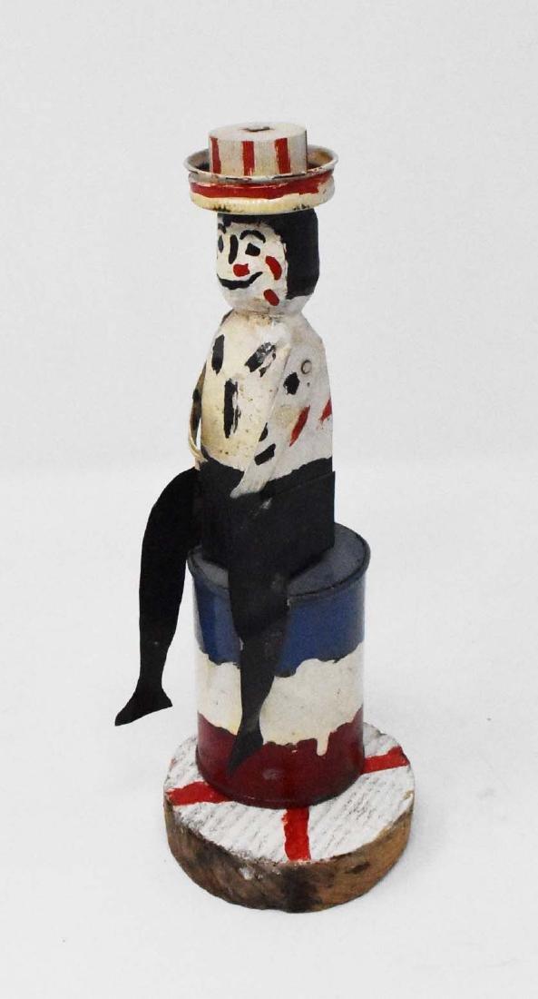 Dunn circus figure
