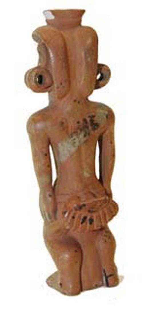 20th Century Hopewell Indian Figure - 2