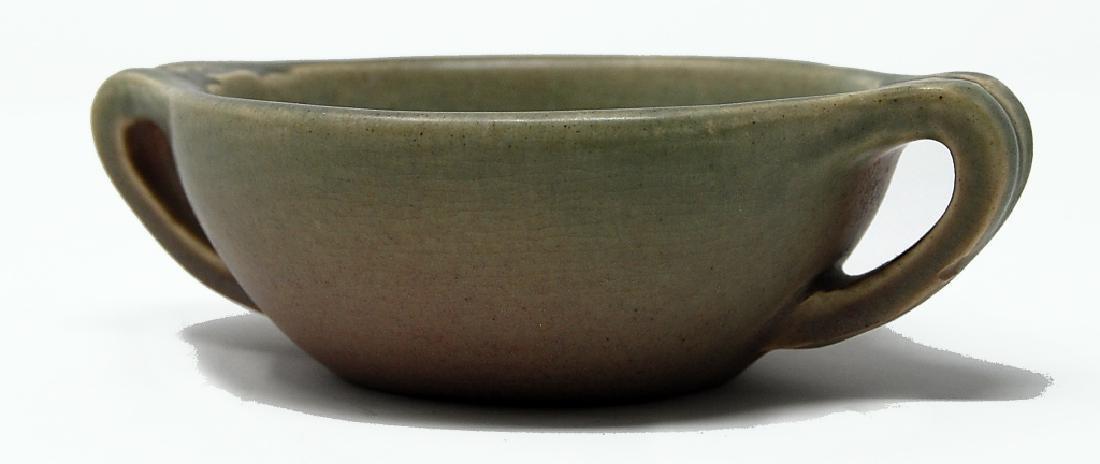 1912 RookwoodArts Crafts Two Handled Bowl - 2