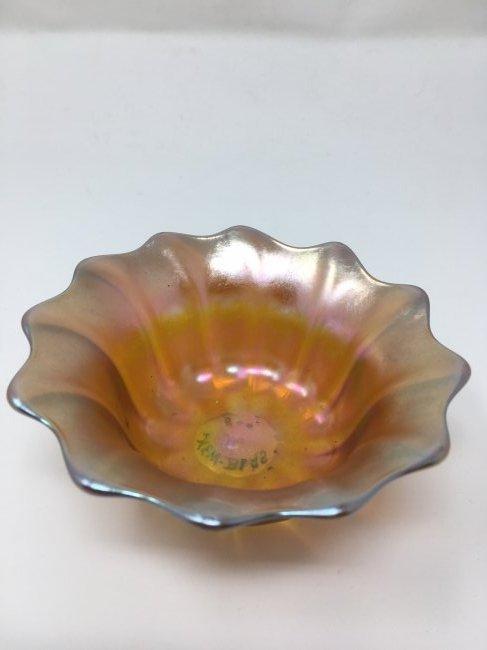 Kew Blas Art Glass Bowl - 2