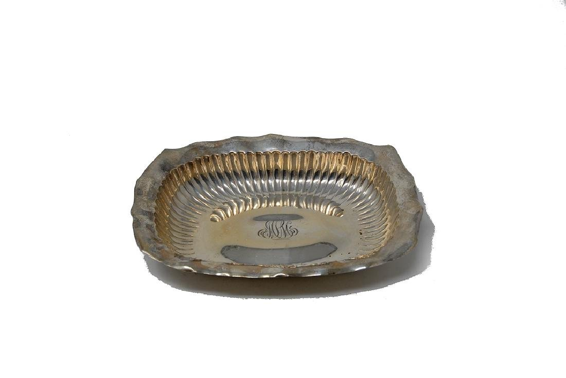 Whiting Co. Sterling Silver Serving Bowl - 2