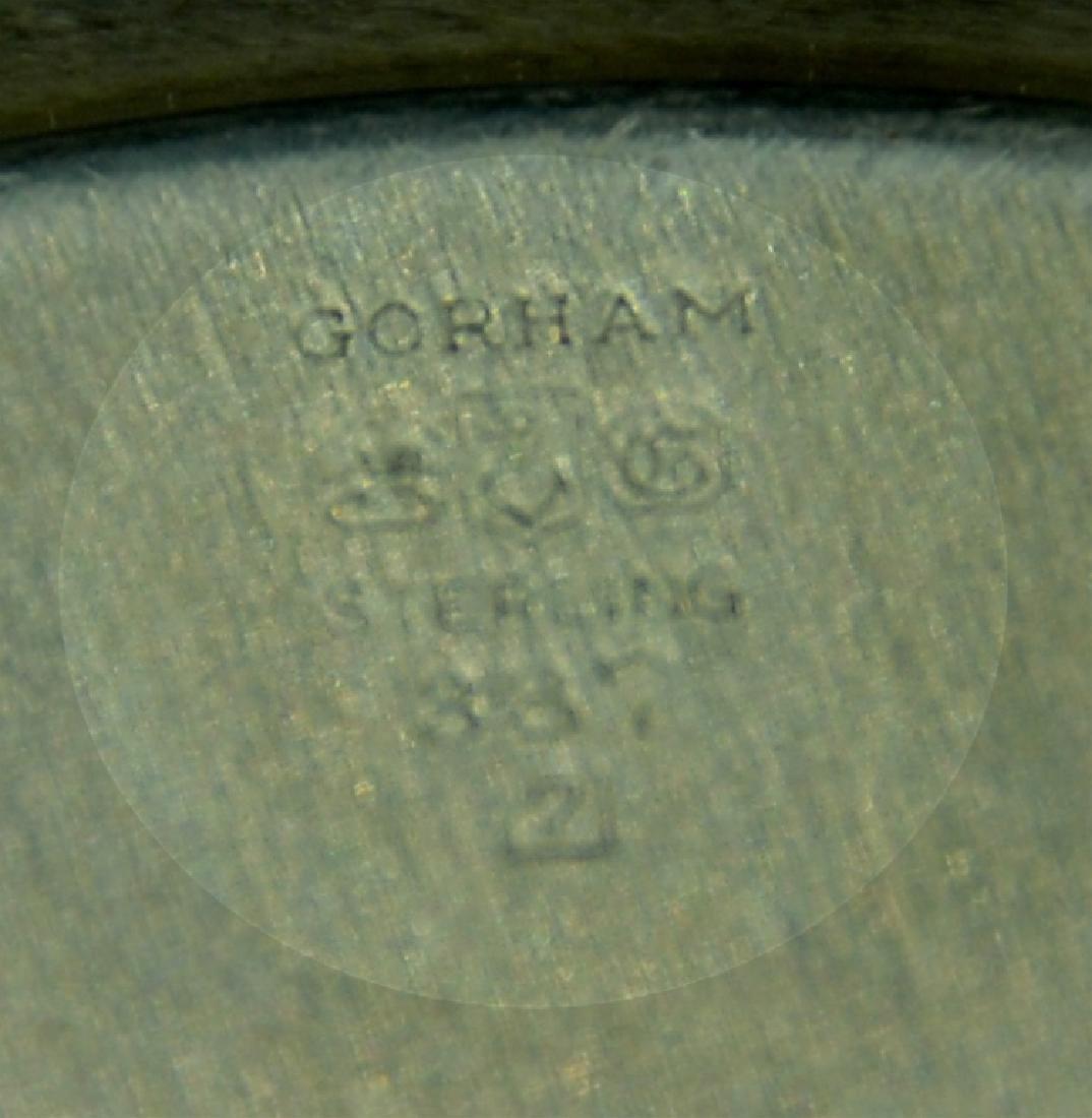 Sterling Silver Gorham Bowl - 4