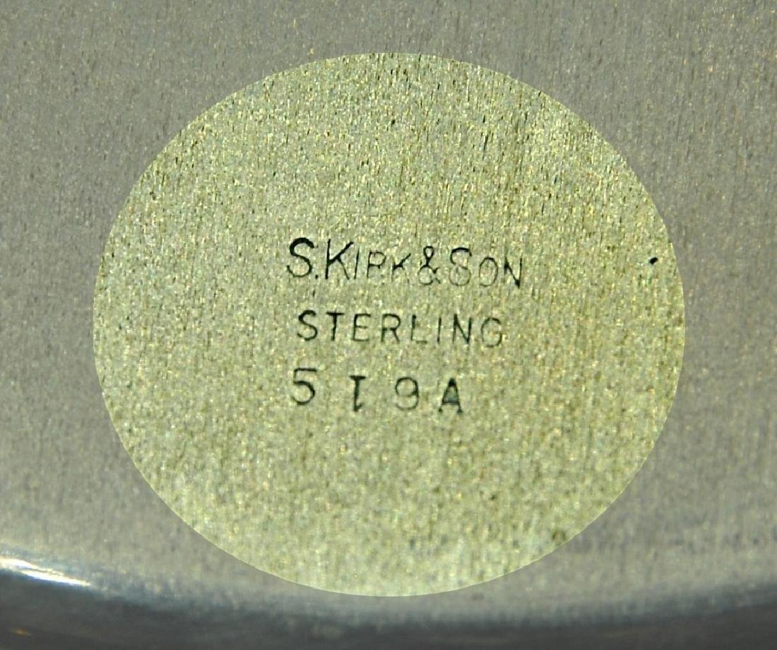 S. Kirk Son Sterling Silver Plate - 3