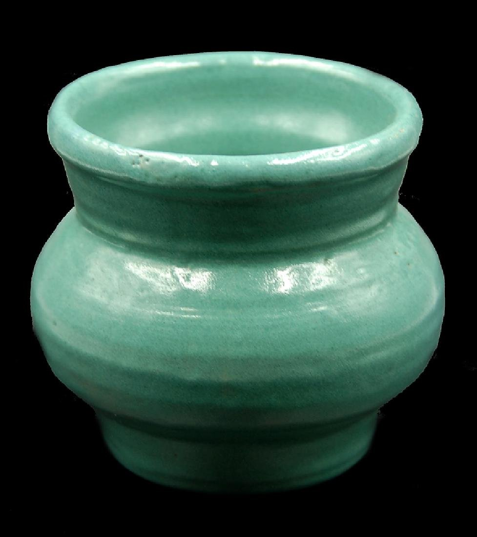 Signed Revere Pottery Bowl - 2