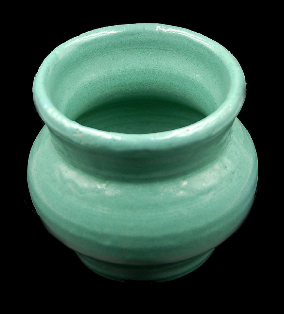 Signed Revere Pottery Bowl - 3