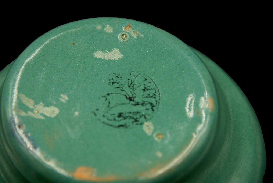 Signed Revere Pottery Bowl - 8