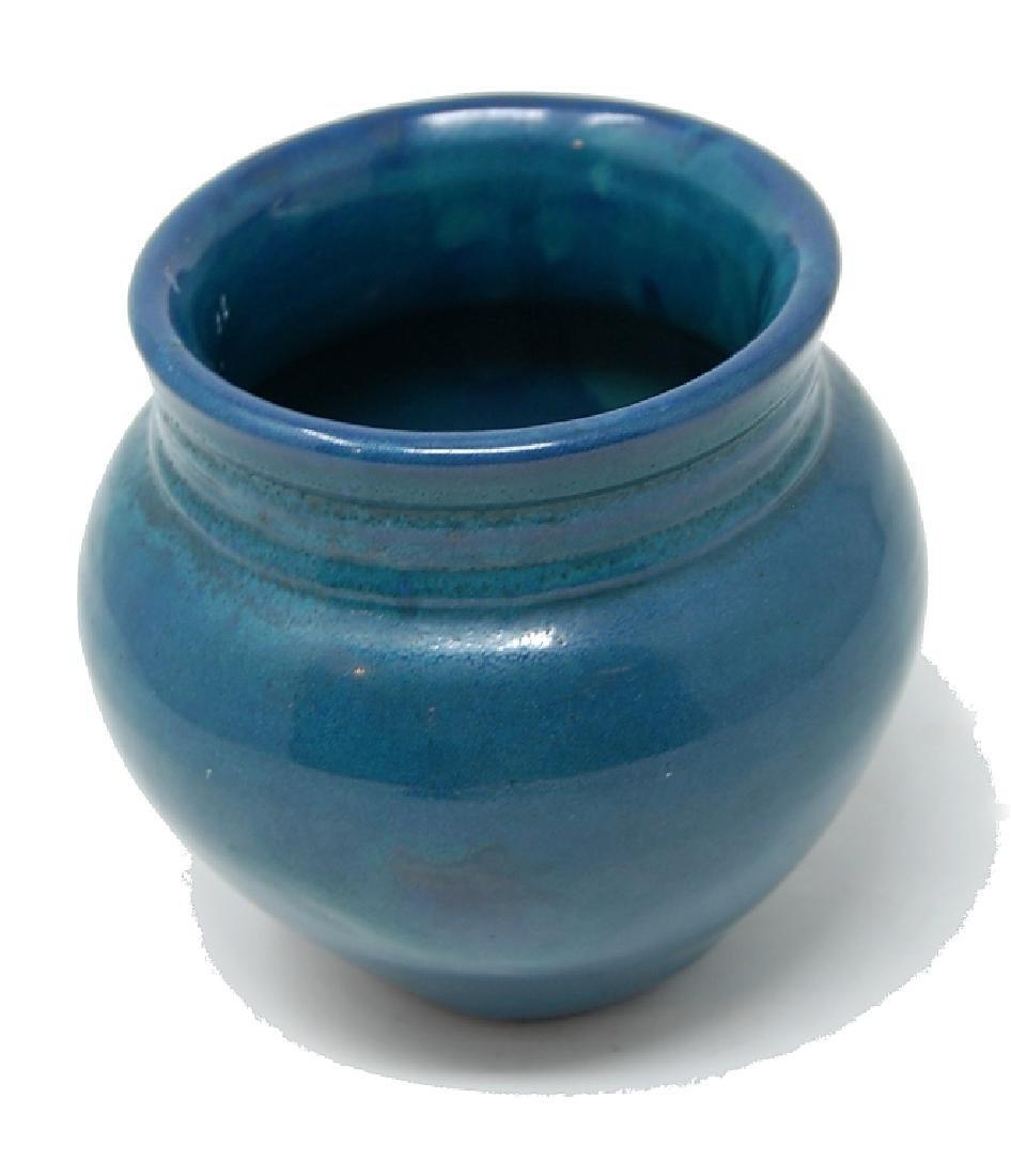 Saturday Evening Girls Pottery Vase - 2