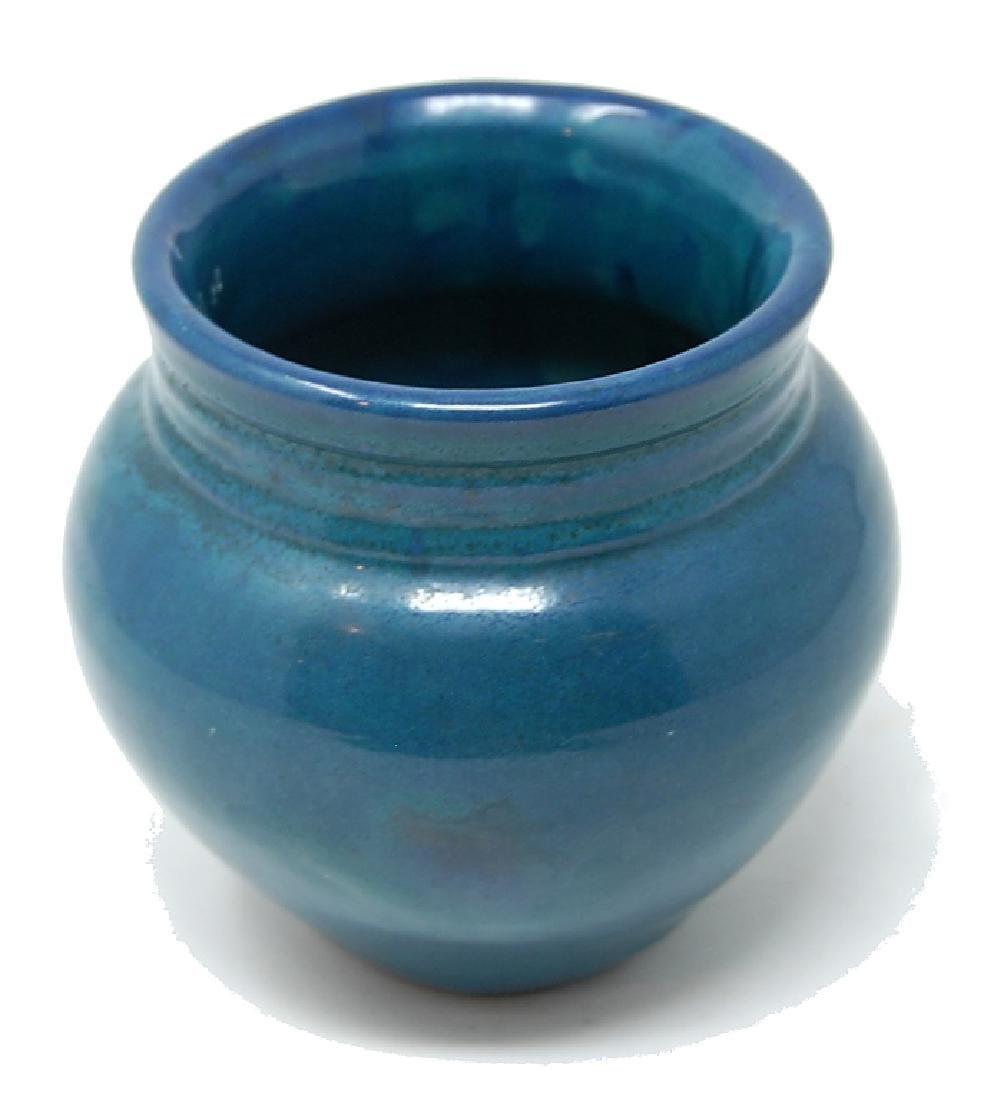 Saturday Evening Girls Pottery Vase - 3