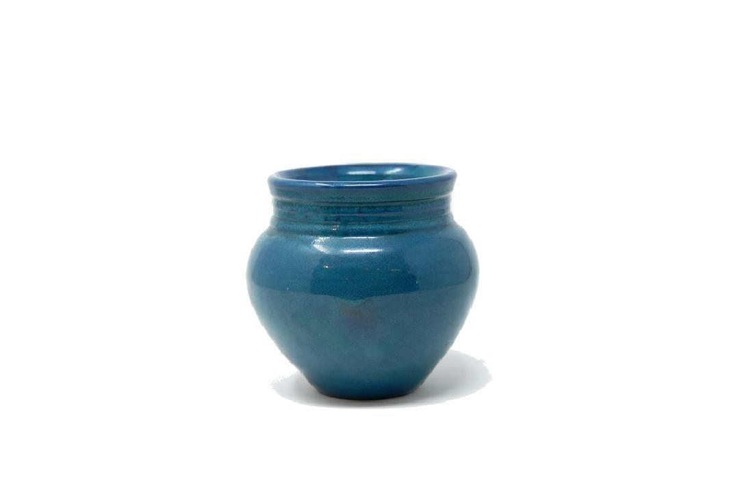 Saturday Evening Girls Pottery Vase - 4