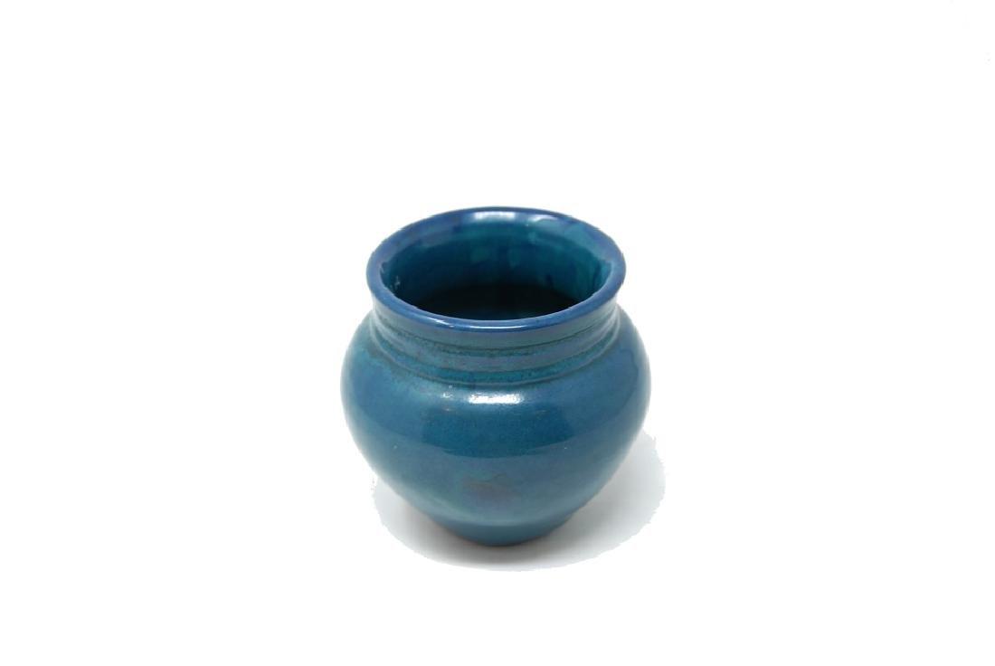 Saturday Evening Girls Pottery Vase - 6