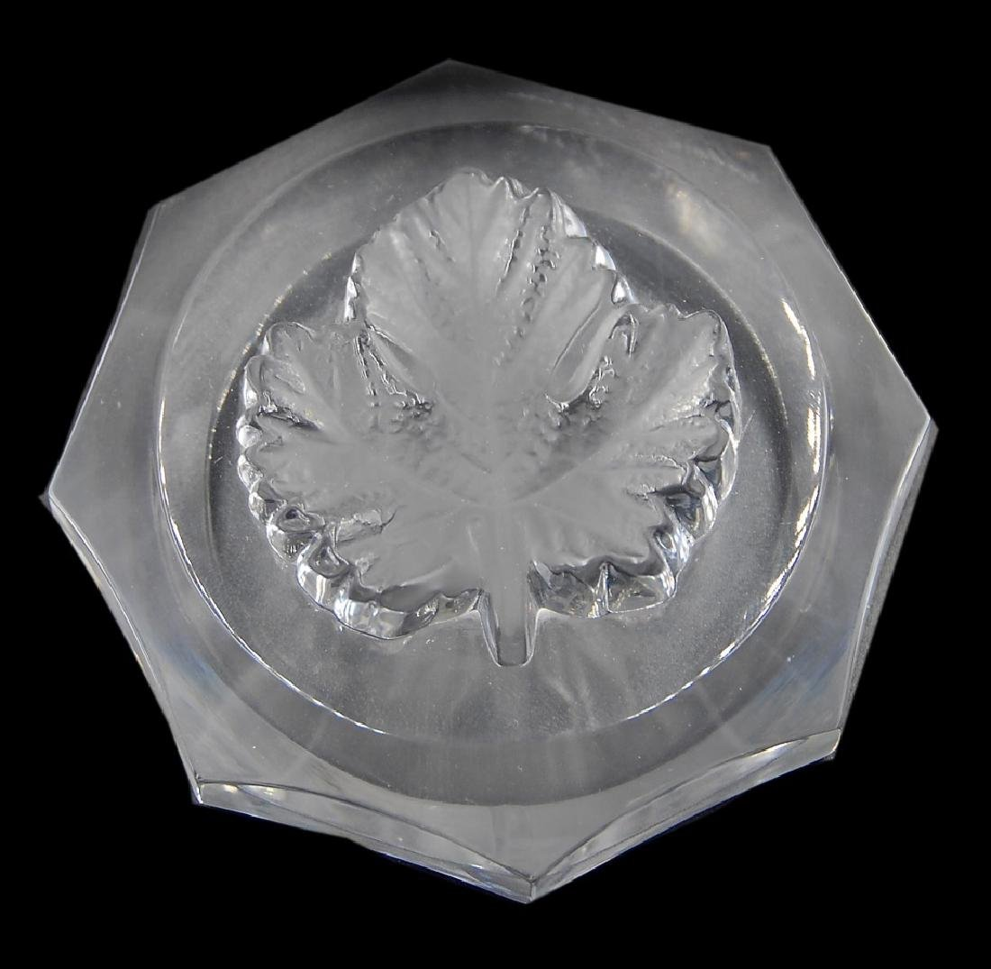 Lalique Paperweight - 4