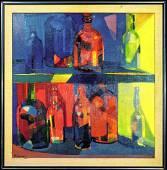 Les Acides By Camille Hilaire On Canvas
