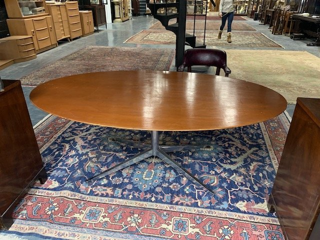 Eames Knoll Conference or Dining Table - 7
