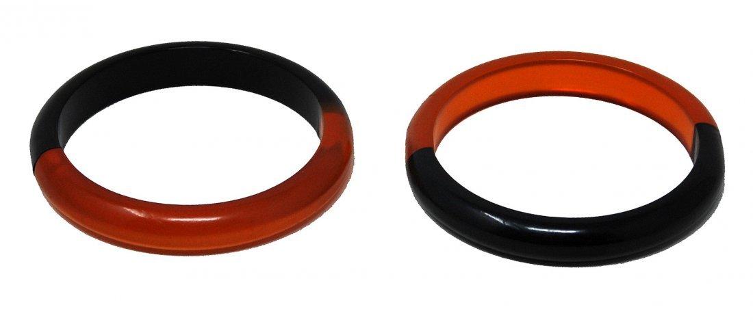 2- Laminated Apple Juice Bracelets