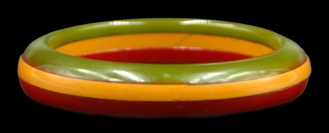 4 Color Laminate Bracelet