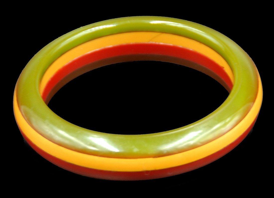 4 Color Laminate Bracelet - 2