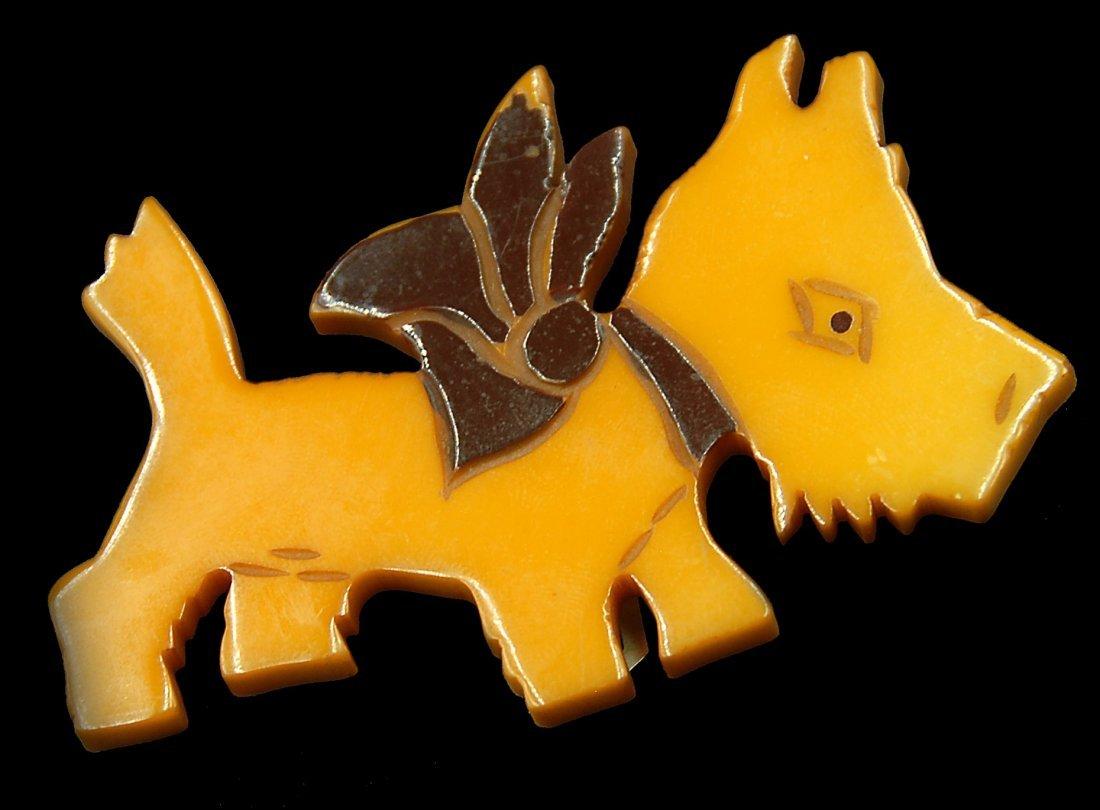 Scottie Dog Pin