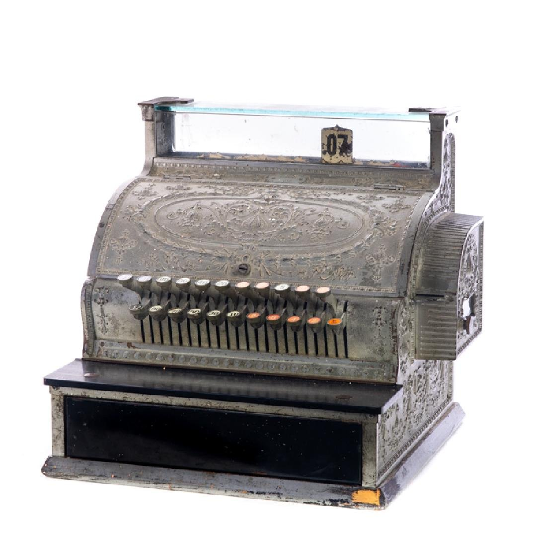 336 Brass National Cash Register