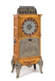 Caille Brothers Floor Model Slot Machine