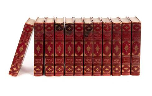 COMPLETE WORKS OF ABRAHAM LINCOLN Gettysburg Edition