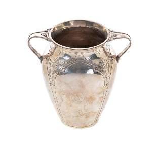 Grogan Co. Sterling Art Nouveau Vase