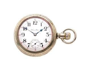 Hamilton G925 M2 Swing Case Side Winder Pocket Watch