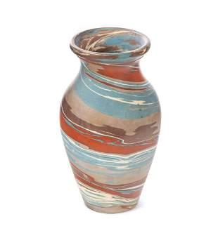 Niloak Art Pottery Vase