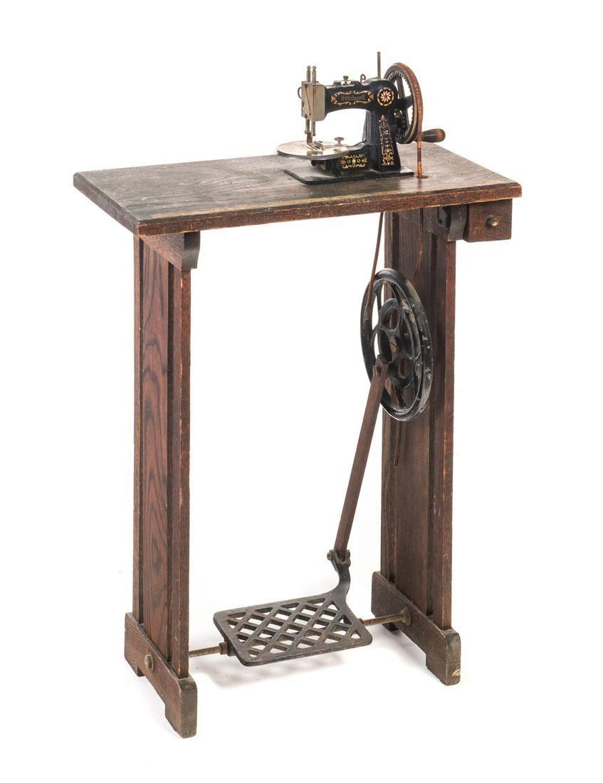Stitchwell Childs Treadle Sewing Machine
