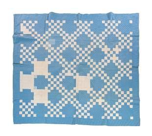 Antique Hand Stitched Childs Quilt