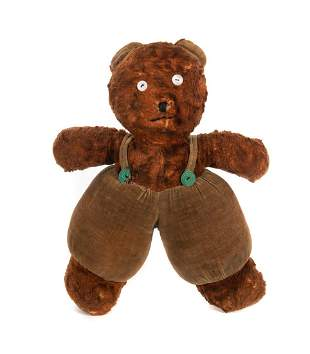 Early Antique Teddy Bear