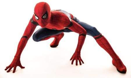 The Official Spider-Man: Homecoming Suit