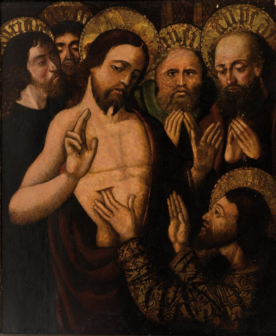 Master of Belorado. Burgos. 15th century